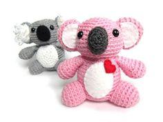 Editor's Inspiration: Koala crochet pattern by Stacey Trock on LoveCrochet