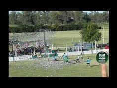 1º Gol del partido convertido por Lucas Valle (SSD) el Domingo 09.12.12 en el Estadio Centenario en la Segunda Final del Torneo Campeonato entre Sociedad Sportiva y Asociación Deportiva 9 de Julio de Morteros.