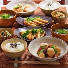 Food Combining, Breakfast Lunch Dinner, Asian Cooking, Evening Meals, Food Menu, Asian Recipes, Food Dishes, Food And Drink, Cooking Recipes