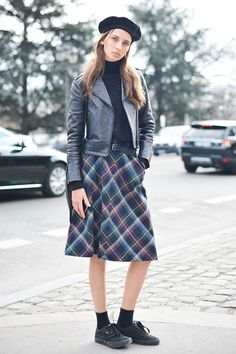 Best Street Style Trends 2016 - Couture Fashion Week  (Vogue.co.uk)