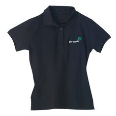 Girl Scout Shop - Servicemark Polo Shirt