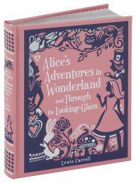 Alice's Adventures in Wonderland leatherbound book