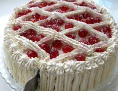Mothers cream cake