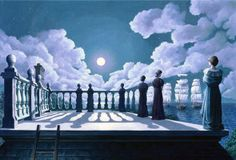 Damsels in The Night Illusion