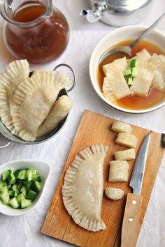 Pempek Pistel - Indonesian Food
