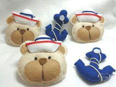 Ursinhos Marinheiros!