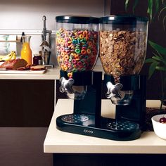 Cereal Dispenser $33.74 - Take My Paycheck | The coolest gadgets, electronics, geeky stuff, and more!