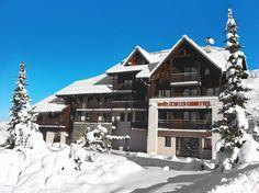 Het driesterrenclubhotel Les Carrettes ligt aan de rand van #Valmeinier. Kindvriendelijkheid en sfeer staan hier centraal, en er valt altijd wel iets te beleven voor jong en oud. Het hotel ligt rustig op de pistes, dicht bij de skiliften. In de omgeving kun je gratis parkeren. Clubhotel Les Carrettes beschikt over centrale wifi, skiopbergruimte en skihuur. Ook kun je tafeltennissen, biljarten en videospelletjes spelen. Voor de kinderen tot zeven jaar is er een miniclub. Officiële categorie…