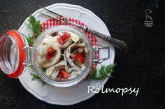 Kulinarne przygody Gatity: Domowe rolmopsy z papryką