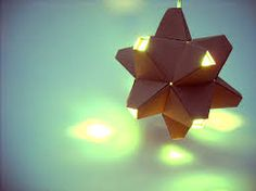 Image result for origami lamps