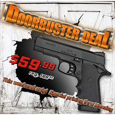 Doorbuster Deal: Gamo V3 Price Good Today ONLY!  Airgun, pistol   www.pyramydair.com/s/m/Gamo_V3/439?utm_source=pinterest_medium=social_campaign=doorbuster-4-29-13