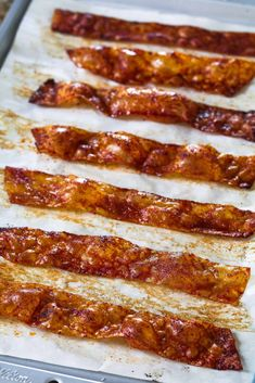 Vegan Bacon Recipe