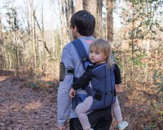 The BabyBjörn Baby Carrier One - a perfect way to wear your newborn or toddler! Baby Carrier Newborn, Best Baby Carrier, Portable Crib, Pack N Play, Baby Bjorn, First Baby, Herschel Heritage Backpack, Baby Accessories, Family Activities