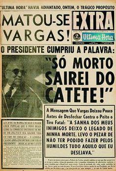 F.G. Saraiva: 60 anos do golpe de 1954 - Parte I