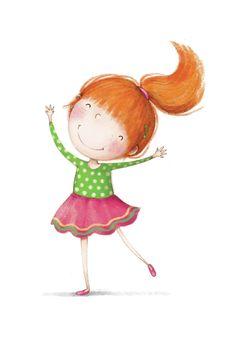 Lizzie Walkley - Lizzie_walkley_red _hair_dancing