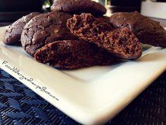 Quinoa Sunbutter Cookies with Carob Powder!  An allergy friendly dessert recipe!  #quinoasunbuttercookies #sunbutter #enjoylifefoods