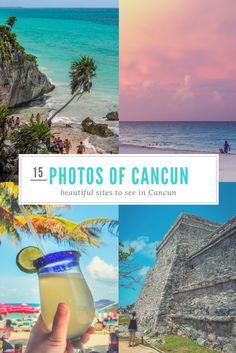 Cancun, Quintano Roo, Mexico Partir Au Mexique, Voyages, Cancun Au Mexique,