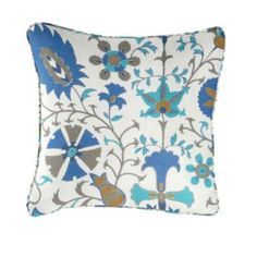 Basic Pillow Cover 18 Inch   Many fabric options