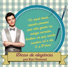 #Glee #Kurt #Dicas #Series
