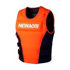 NEWAO Adults Flotation Aid ... Sports Nautiques, Water Sports, Nylons, Guangzhou, Surf Kayak, Fishing Life, Sport Fishing, Rowing, Jordans For Men