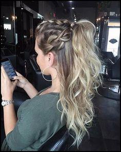 10 wunderschöne lange Frisur Designs: stilvolle lange Frisur Optionen