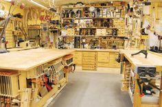 Bunker Shop—Woodworking Sixteen Feet Under - Resources - American Woodworker