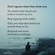 Don't Ignore What They Show You - best quotes Lessons Learned In Life Quotes, Life Lesson Quotes, Life Lessons, Wisdom Quotes, True Quotes, Words Quotes, Quotes Quotes, Sayings, Qoutes
