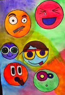 Room 9: Art!: Emoji Design: Show us how you really feel!