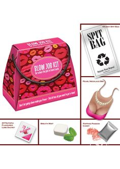 Buy Blow Job Kit online cheap. SALE! $10.49