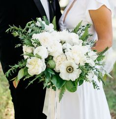 Anémones : les fleurs tendances pour le bouquet de la mariée Image: 0