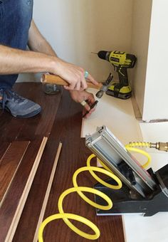 How to install hardwood floors (all the details and great tips)