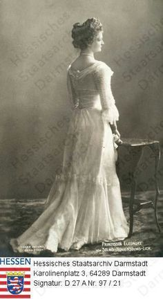 Eleonore of Solms, Grand Duchess of Hesse