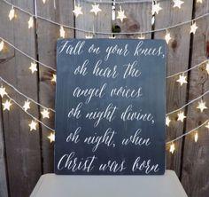 LOVE! Favorite Christmas song + lyric.