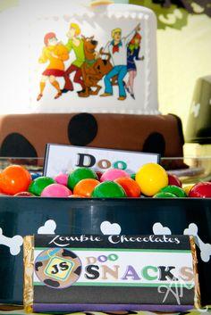 "Photo 11 of 15: Scooby Doo / Birthday ""DOO PARTY! ""   Catch My Party"