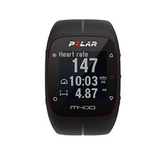 Running GPS Units  Polar M400 GPS Smart Sports Watch and Fitness Tracker Black -- This is an Amazon Associate's Pin. Click the image for detailed description on Amazon website.