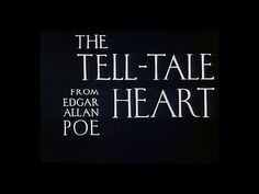 """Watch a Surreal 1953 Animation of Edgar Allan Poe's """"Tell-Tale Heart,"""" Voted the 24th Best Cartoon of All Time"""