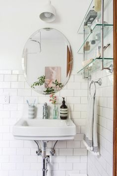 Our Bathroom Transformation on The Happy Tudor