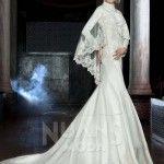Nüans Moda Evi Gelinlik Modelleri 2015 | Tesettür Gelinlik Modelleri