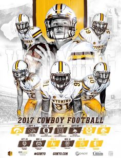 e294e561 Wyoming Football, Identity, Branding, Knight Logo, Sports Graphics, Poster  On,