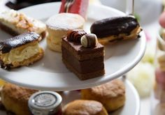 Afternoon Tea at Patisserie Valerie - Bath