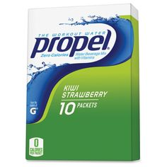 Propel Flavored Water Powder Mix -