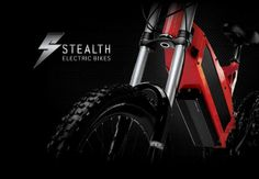 Stealth Bomber B 52 Electric Bicycle eBike, Most Powerful 50 mph