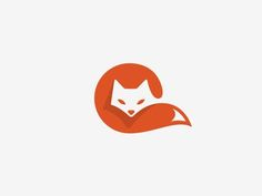 Neg Fox by George Bokhua - Best Superb Logo Design for 2014. If you like UX, design, or design thinking, check out theuxblog.com