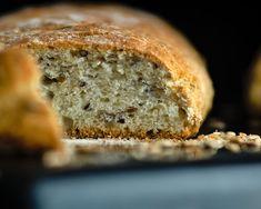 Paine cu seminte - Katty.ro Banana Bread, Desserts, Food, Tailgate Desserts, Deserts, Essen, Postres, Meals, Dessert