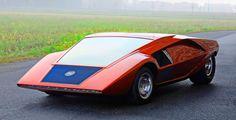 1970 Lancia Stratos Zero