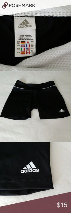 Chic and sporty Adidas shorts. NWOT. Chic and sporty Adidas shorts. NWOT. Adidas Shorts