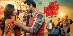 Jatt James Bond 2014 Punjabi DVDRip 480p 400MB