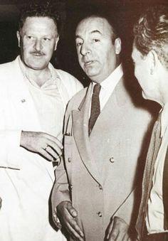 Nazım Hikmet, Pablo Neruda ile