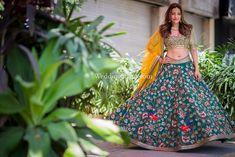 Navina Bole at the Neeta Lulla Studio, Mumbai | WeddingSutra on Location | Bride | Weddingsutra.com