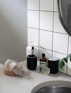 bathroom basics with DLK